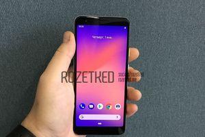 Google sắp sửa tung điện thoại tầm trung Pixel 3 Lite