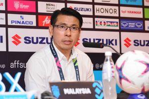 'Các cầu thủ Malaysia run rẩy khi thâm nhập vòng cấm ĐT Việt Nam'