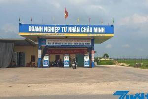 Bắc Giang: Thu giữ gần 10.000 lít xăng A95 kém chất lượng của Cây xăng Châu Minh