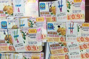 Người đàn ông ở Tây Ninh trúng 80 tờ vé số truyền thống