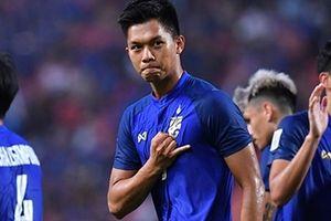 Vùi dập Indonesia trên sân nhà, Thái Lan đặt một chân vào bán kết