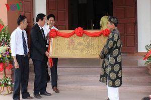 Hơn 229.000 trang tài liệu Hán - Nôm được số hóa tại Thừa Thiên-Huế