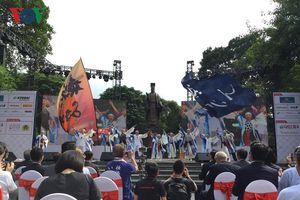 Lễ hội Kanagawa mang không gian văn hóa Nhật đến công chúng Thủ đô