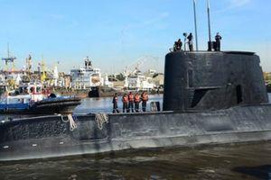 Argentina tìm thấy tàu ngầm mất tích sau một năm