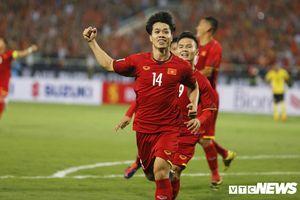 Việt Nam hạ Malaysia 2-0: Chiến thắng 'chuẩn Park Hang Seo'