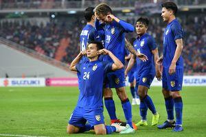 Thái Lan phô diễn sức mạnh đáng sợ khi thắng dễ Indonesia