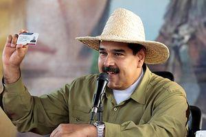 Bí mật lỗ hổng 'Thẻ quốc gia' Venezuela trị giá 70 triệu USD do Trung Quốc sản xuất