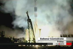 Nga phóng tên lửa mang tàu hàng lên ISS