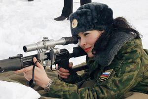 8 phụ nữ kiện quân đội Nga vì không được làm lính bắt tỉa