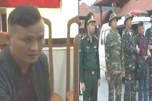Bắt Lý Hỏa Hồng, đối tượng người Trung Quốc trốn truy nã nguy hiểm