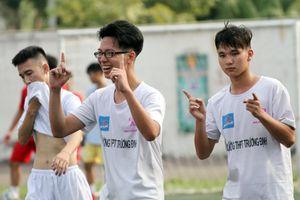 Chiến thắng '5 sao' đưa THPT Trương Định vào tứ kết