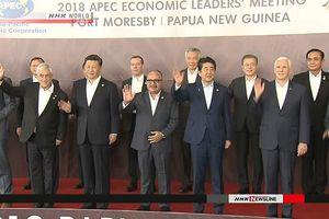 APEC lần đầu không ra được tuyên bố chung
