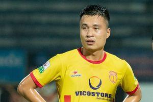 Tuyển thủ Đinh Viết Tú gia nhập cựu vương CLB Quảng Nam