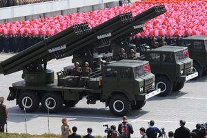 Triều Tiên khoe hiện đại hóa quân đội qua thử nghiệm vũ khí