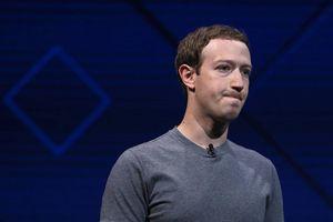 Mark Zuckerberg mất hơn 30 tỷ USD trong 4 tháng