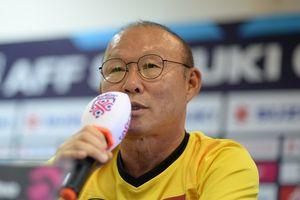 HLV Park Hang-seo thích Messi, gọi Việt Nam là đội bóng trong mơ