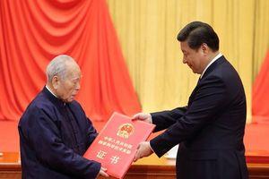 'Cha đẻ' bom nhiệt hạch, hạt nhân Trung Quốc qua đời ở tuổi 100