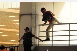 VFF 'xử' công ty an ninh vì vụ đưa người vào sân Mỹ Đình mà không cần vé