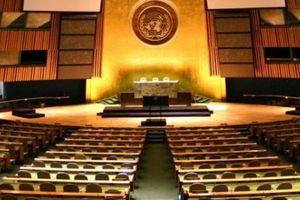 Nga bỏ phiếu chống nghị quyết về Syria tại LHQ