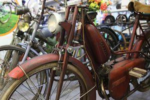 Xe đạp trên 100 tuổi giá hàng trăm triệu đồng ở Hà Nội