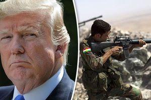 Mỹ bị đồng minh ruột làm khó ở Syria