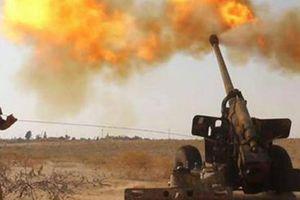 Đại chiến Syria: Phiến quân nã pháo giết hại 18 binh sĩ chính phủ