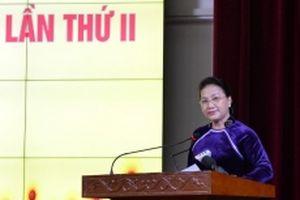 Chủ tịch Quốc hội dự kỷ niệm Ngày Nhà giáo Việt Nam tại Học viện Tài chính