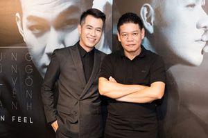 Album nhạc jazz Việt hiếm hoi của Hồ Trung Dũng