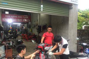 Đào tạo thợ sửa xe máy miễn phí