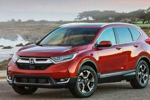 Honda CR-V 2019 thêm màu mới, giá từ 590 triệu đồng
