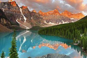 Ngắm cảnh thiên nhiên huyền diệu, cho đời hết ưu phiền
