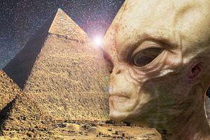 Bằng chứng giật mình người ngoài hành tinh xây kim tự tháp Ai Cập