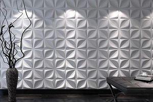 10 mẫu xốp dán tường 3D đẹp lung linh