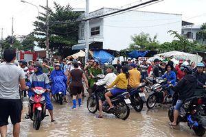 Sập nhà ở Nha Trang làm 4 người tử vong