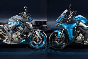 Xe môtô Zontes của Trung Quốc 'nhái' thiết kế Kawasaki