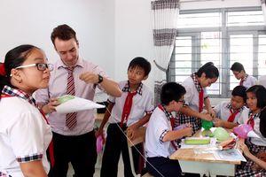 Bước đột phá trong dạy học ngoại ngữ của TPHCM