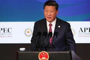 Trung Quốc và Mỹ 'phản pháo' nhau tại Thượng đỉnh APEC