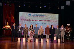 Sự kiện đặc biệt trong Lễ kỷ niệm 20/11 của Trường ĐH Kinh tế Quốc dân