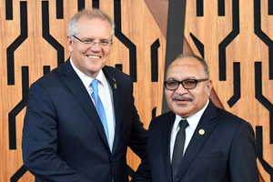 APEC 2018: Australia hỗ trợ Papua New Guinea xây dựng hệ thống điện