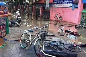 Đã xác định được nguyên nhân đứt dây điện làm 6 học sinh thương vong tại Long An
