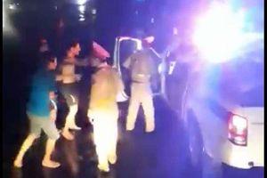 CSGT nói gì về video clip đánh nhau với lái xe ?