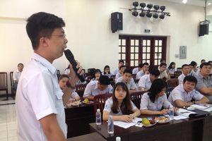 'Sinh viên 5 tốt' là tài sản quý: Đội ngũ nhân lực tinh hoa