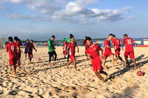 Cùng AFF Cup 2018, bóng đá bãi biển Việt Nam chinh phục Đông Nam Á