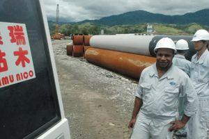 Papua New Guinea 'cần cảnh giác trước đầu tư từ Trung Quốc'