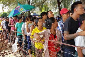 Fan Myanmar mong thủ hòa Việt Nam