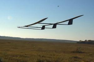 Máy bay không người lái bay ròng rã cả năm nhờ năng lượng mặt trời