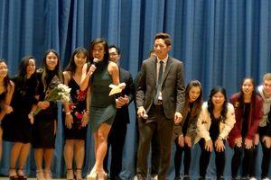 Sinh viên gốc Việt ở Mỹ hướng về quê hương