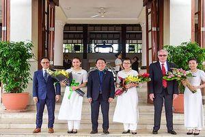Tổng thống Cộng hòa Ấn Độ và Phu nhân thăm Đà Nẵng