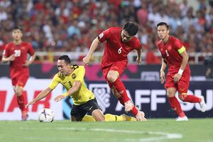 Việt Nam là đội duy nhất làm được điều này sau 2 lượt trận ở AFF Cup