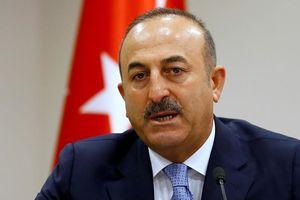 Thổ Nhĩ Kỳ coi sự giúp đỡ của Mỹ dành cho người Kurd là 'sai lầm lớn'